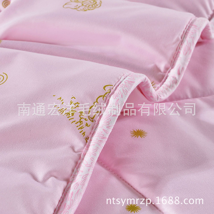 Comfortable and soft, with the function of moisture absorption and dehumidification, good resilience to ensure the buoyancy of t